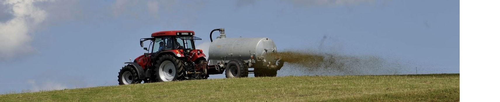 Trágyázás és biogáztechnika